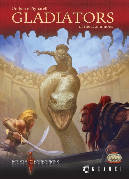 Savage Worlds: Gladiators of the Dominions