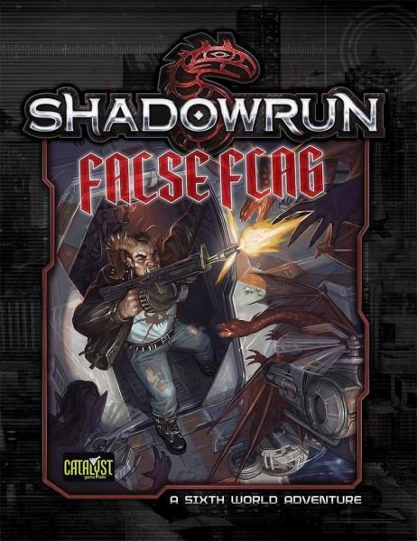 Shadowrun: Denver Adventure 2 - False Flag