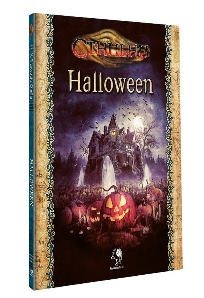Cthulhu: Halloween (Softcover)
