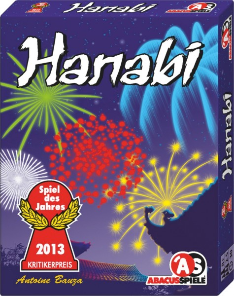 Hanabi *Spiel des Jahres 2013*