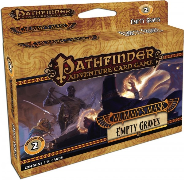 Pathfinder Adventure Card Game: Mummy's Mask Empty Graves