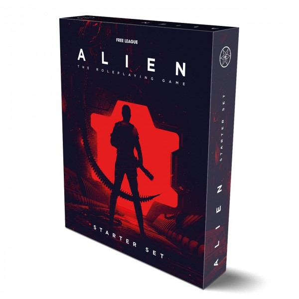 ALIEN Role Play Game - Starter Set