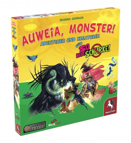 So nicht, Schurke! - Auweia, Monster! (Erweiterung)