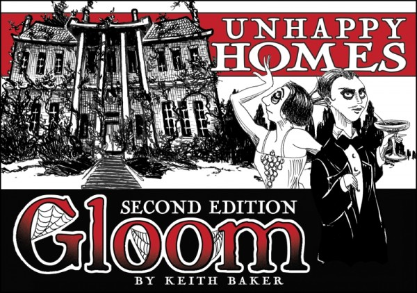 Gloom: Unhappy Homes, 2nd Edition
