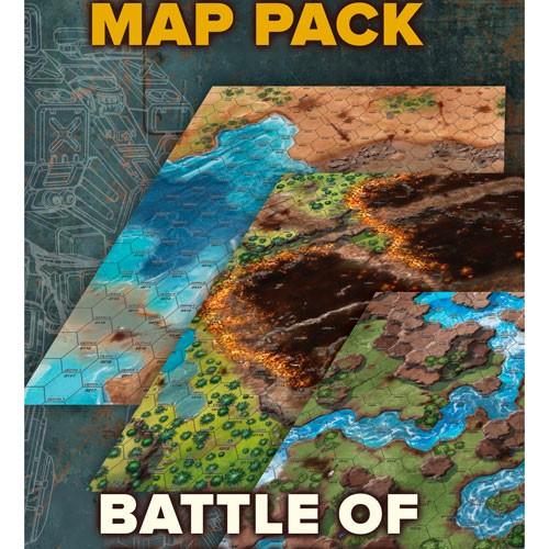BattleTech: Map Pack Battle for Tukayyid