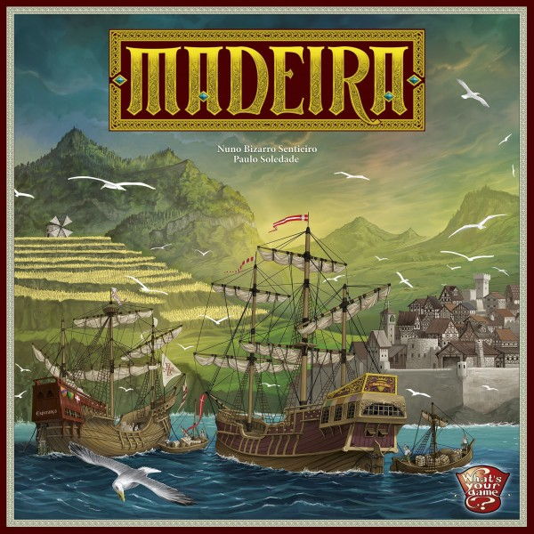 Madeira 2nd Edition + Expansion