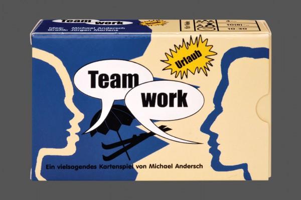 Teamwork Urlaub