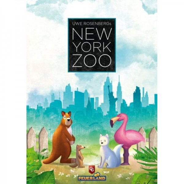 New York Zoo (englisch)