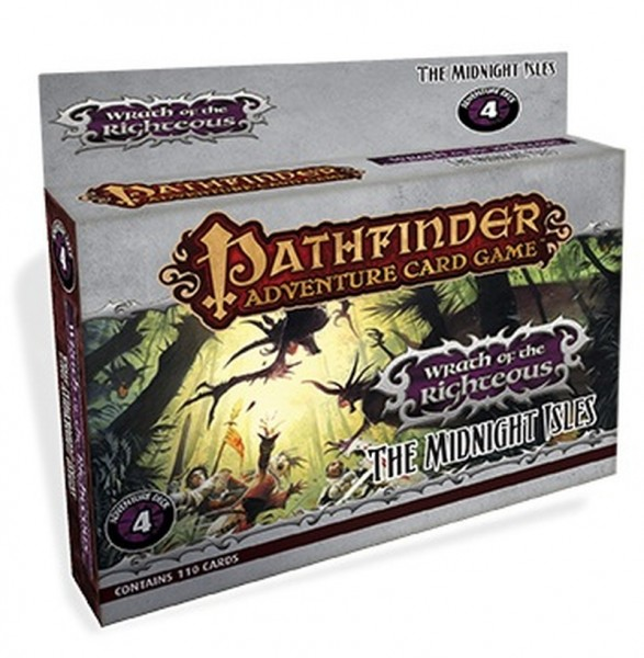 Pathfinder Adventure Card Game: Wrath of the Righteous Midnight Isles