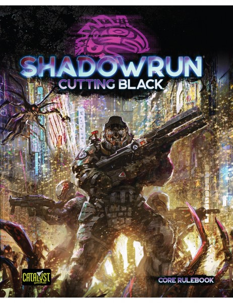Shadowrun: Cutting Black