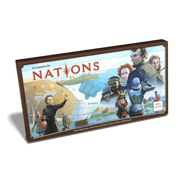 Nations: Dynasties Expansion