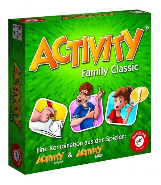 Activity – Family Classic