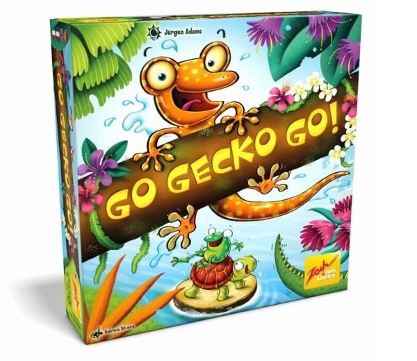 Go Gecko Go! (Nominiert Kinderspiel des Jahres 2019)