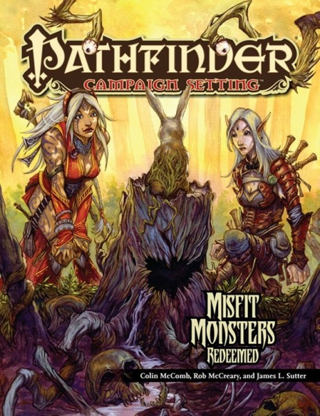 Pathfinder: Chronicles - Misfit Monsters