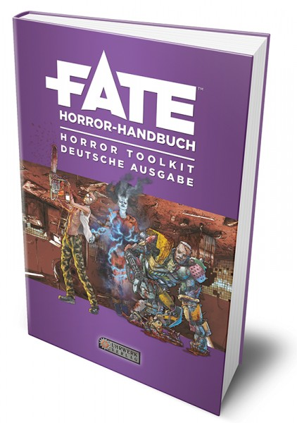 Fate: Horrorhandbuch