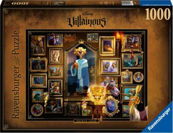 Puzzle: Villainous – Prince John (1000 Teile)