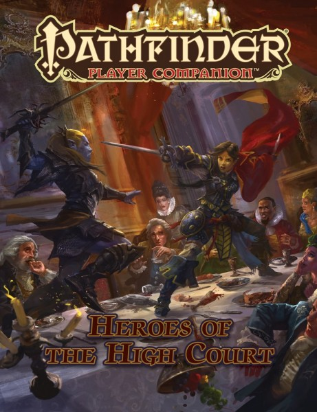 Pathfinder: Heroes of the High Court