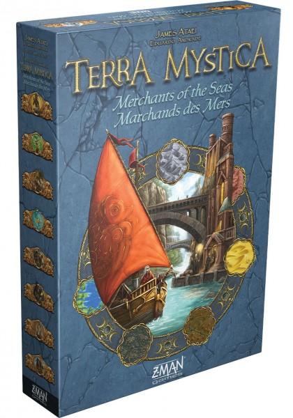 Terra Mystica: Merchants of the Seas [Expansion]