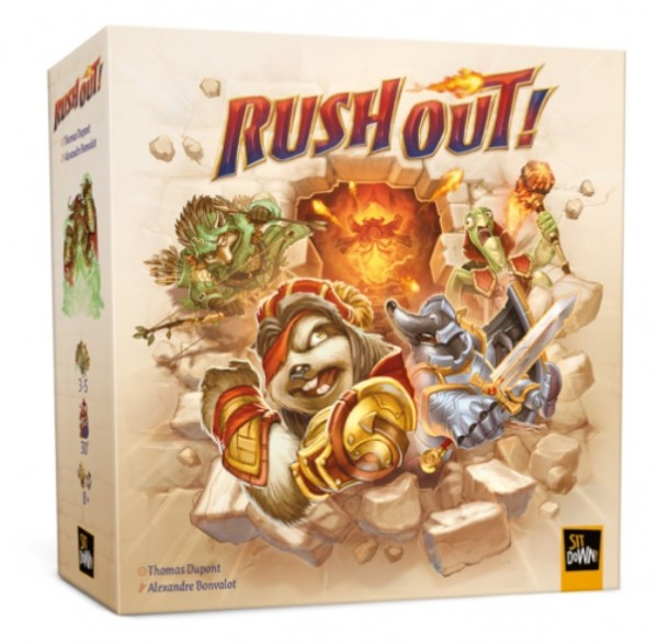 Rush Out! (multilingual)