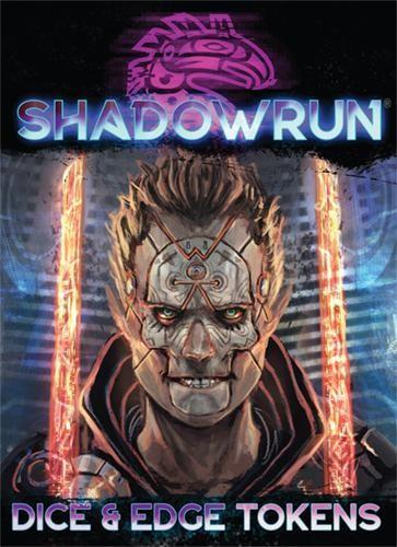 Shadowrun: Dice & Edge Tokens