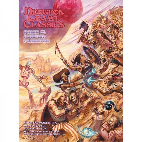 Dungeon Crawl Classics: Panik auf dem Purpurplaneten