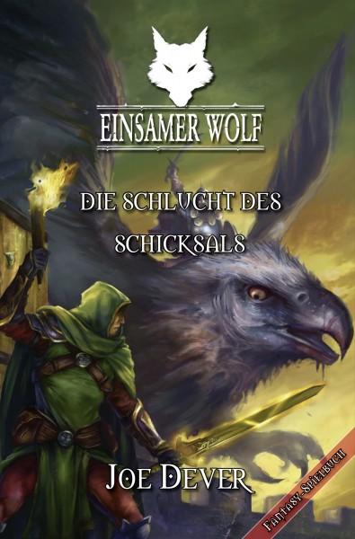 Einsamer Wolf #04 – Die Schlucht des Schicksals