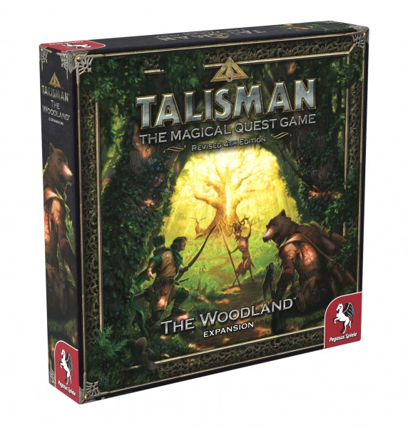 Talisman: The Woodland [Expansion]