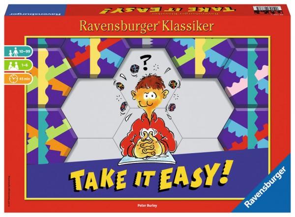 Take it easy! *Neu*
