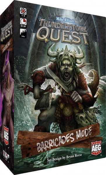 Thunderstone Quest: Barricades Exp.