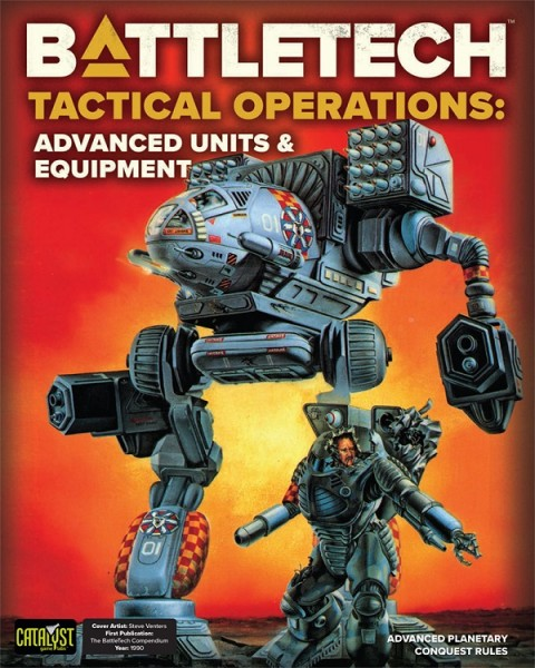 BattleTech: Tactical Operations Advanced Units & Equipment