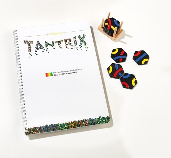 Tantrix – Puzzlebuch