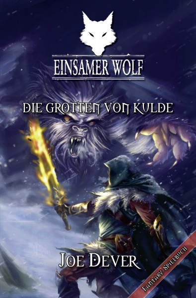 Einsamer Wolf #03 – Die Grotten von Kulde