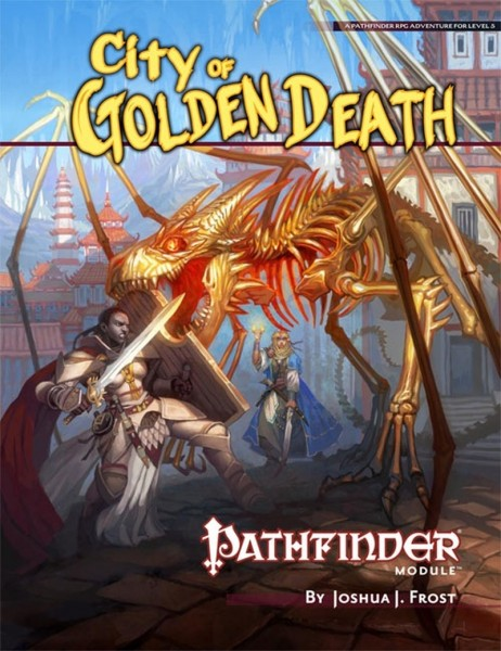Pathfinder: City of Golden Death