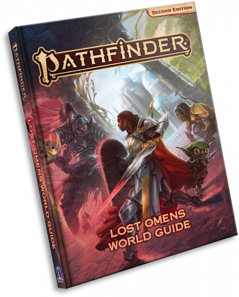Pathfinder 2.0: Lost Omens World Guide