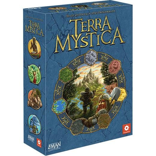 Terra Mystica (englisch)