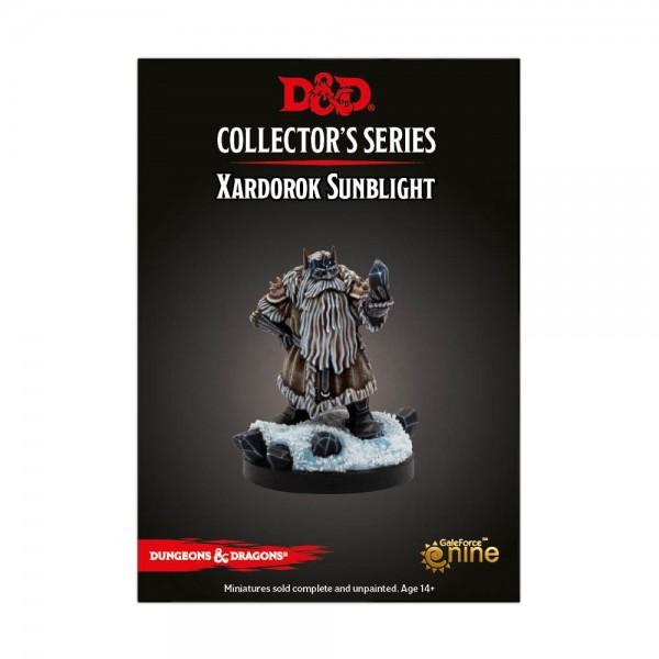 D&D: Icewind Dale - Rime of the Frostmaiden: Xardorok Sunblight (1 Figur)