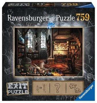 EXIT Puzzle: Im Drachenlabor (759 Teile)