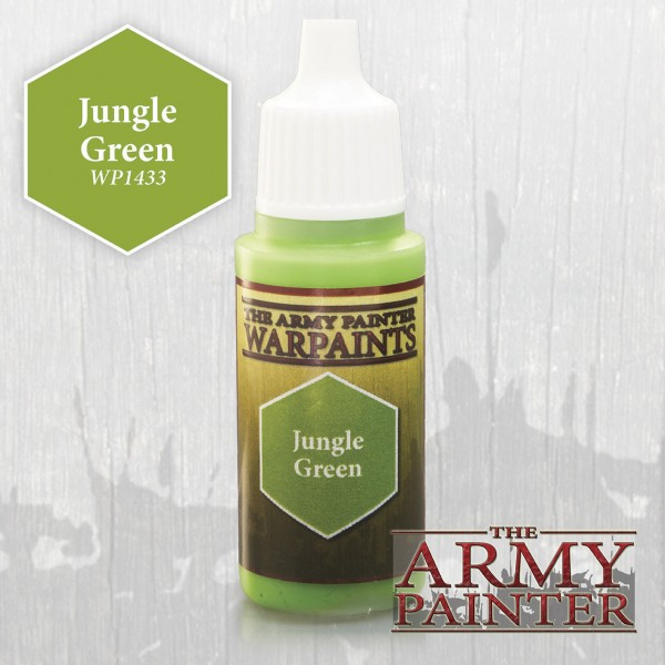Army Painter Paint: Jungle Green