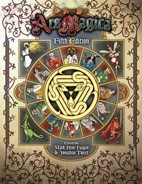 Ars Magica 5th Edition (Hardcover)