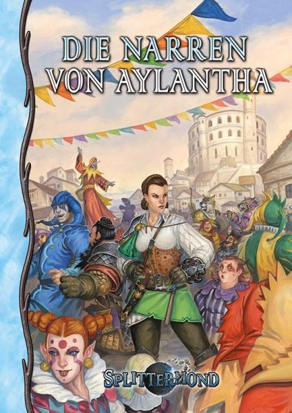 Splittermond: Die Narren von Aylantha