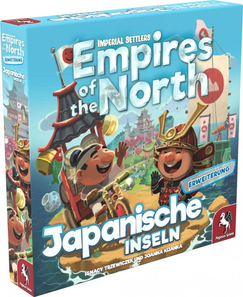 Empires of the North: Japanische Inseln [Erweiterung]