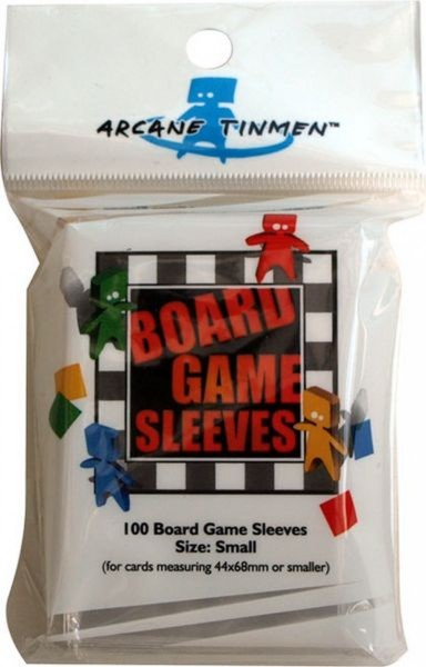 Board Game Sleeves: Small (100)