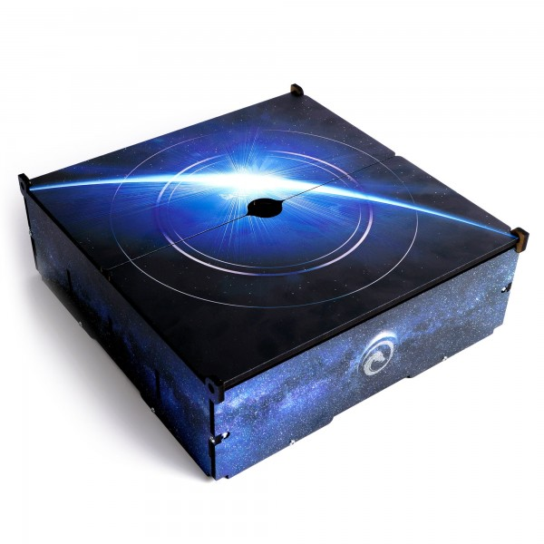 Card Storage Case: Space Journey