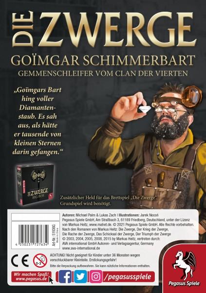 Die Zwerge Charakterpack: Goimgar