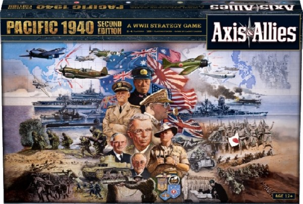 Axis & Allies: Pacific 1940 2nd Edition