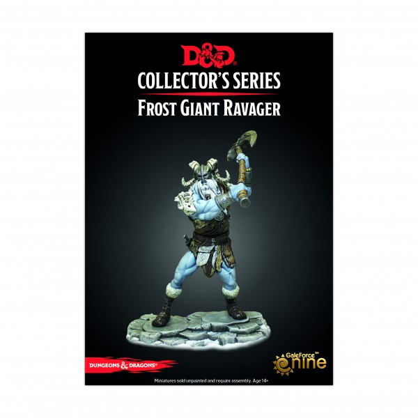 D&D: Icewind Dale - Rime of the Frostmaiden: Frost Giant Ravager (1 Figur)