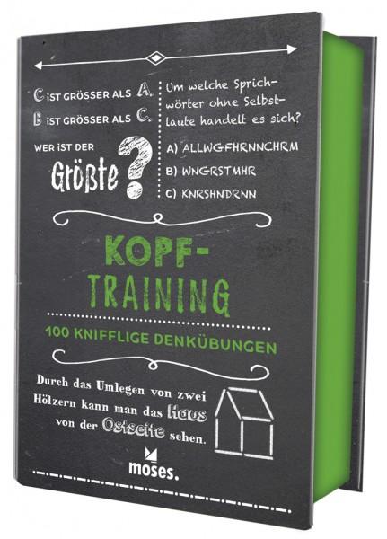 Quiz-Box – Kopf-Training