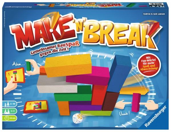 Make 'n' Break '17 – Gemeinsamer Bauspaß gegen die Zeit!