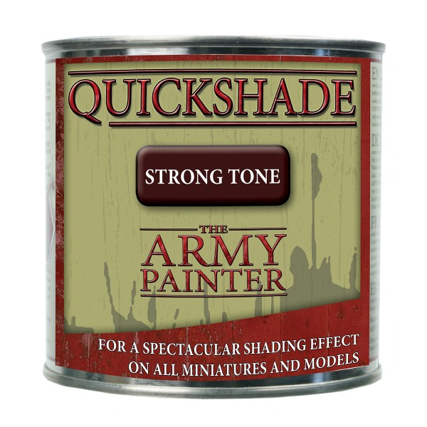 Army Painter: Quick Shade, Strong Tone (250ml)