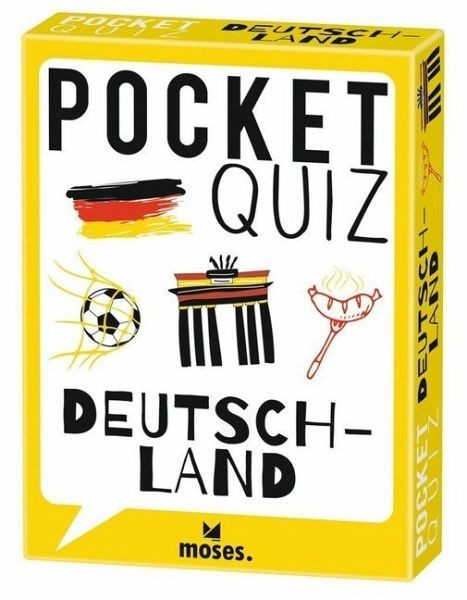 Pocket Quiz – Deutschland
